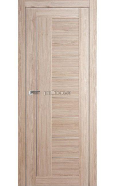 Двери Профильдорс, модель 17Х капучино мелинга, мателюкс (X Модерн) в Крыму