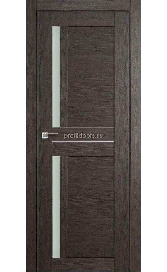 Двери Профильдорс, модель 19Х грей мелинга, мателюкс (X Модерн) в Крыму