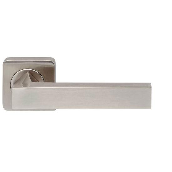 Дверная ручка Armadillo CORSICA SQ003-21SN-3 матовый никель в Симферополе.