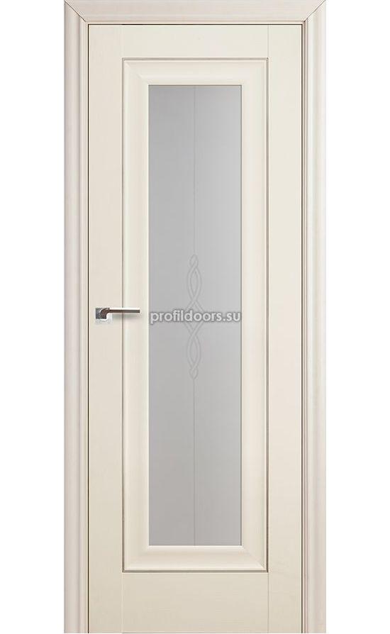 Двери Профильдорс, модель 24Х Эш вайт, узор 3 (х классика) в Крыму