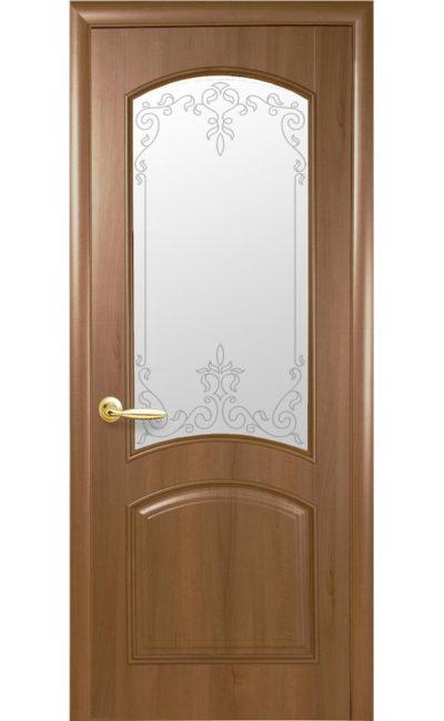 Купить двери Донна ДО (золотая ольха) в Симферополе