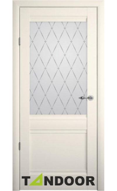 Купить двери Рим Ваниль стекло в Симферополе
