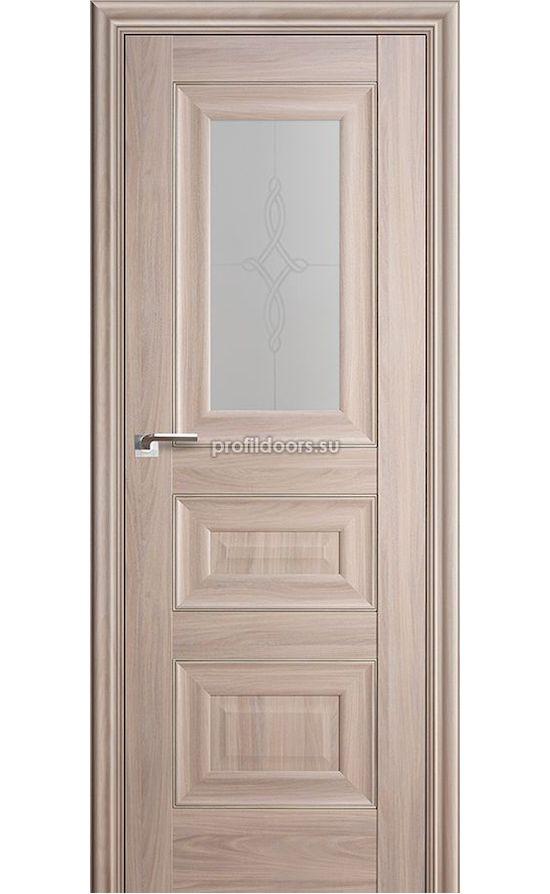 Двери Профильдорс, модель 26Х Орех Пекан, узор 3 (х классика) в Крыму