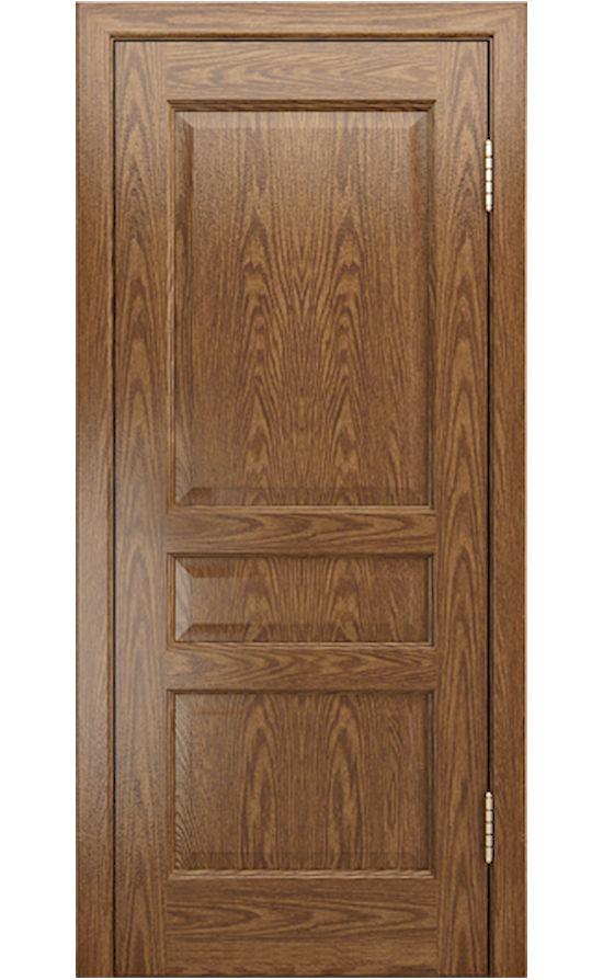 Двери ЛайнДор - Калина-К Тон 45 Дуб натуральный