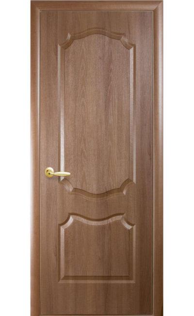 Купить двери Вензель ДГ (золотая ольха) в Симферополе
