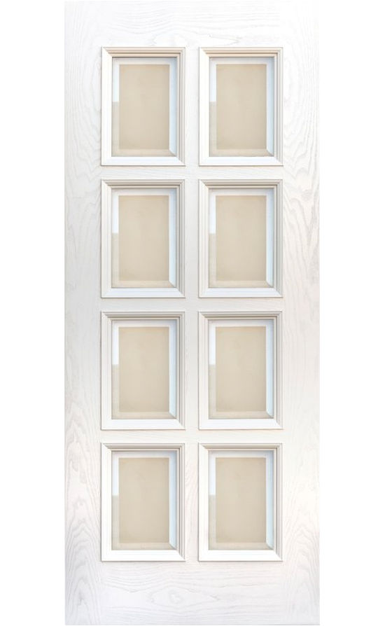 Финестра стекло ясень карамельный Дворецкий в Симферополе