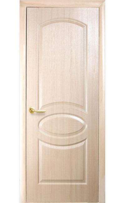 Купить двери Овал ДГ (ясень) в Симферополе