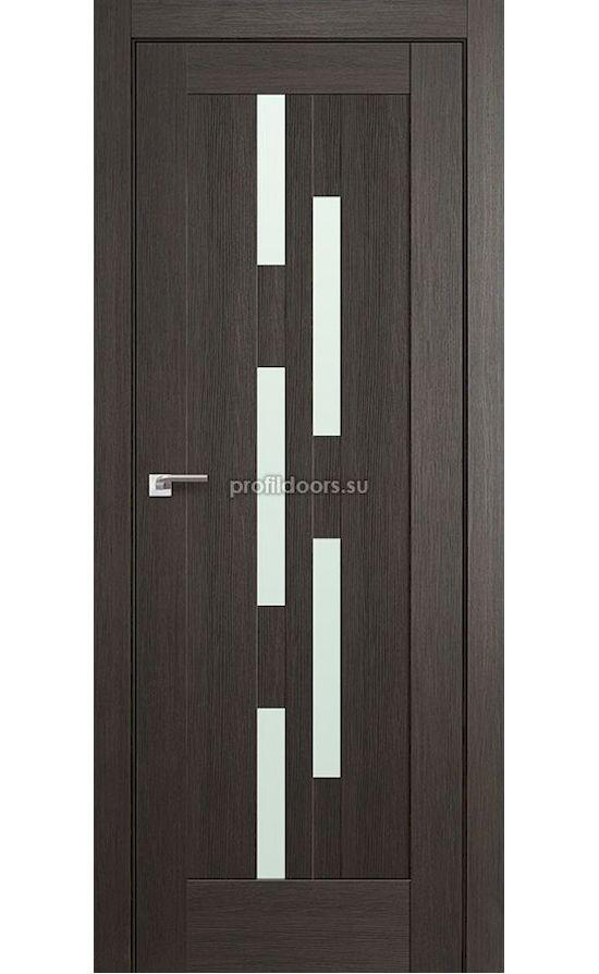 Двери Профильдорс, модель 30Х грей мелинга, мателюкс (X Модерн) в Крыму