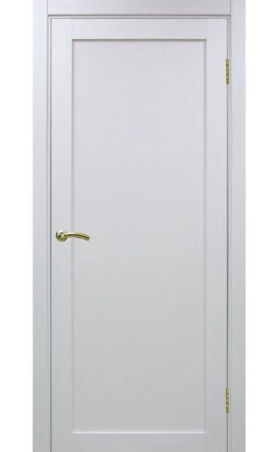 Дверь Оптима Порте - Турин 501 (белый) в Симферополе