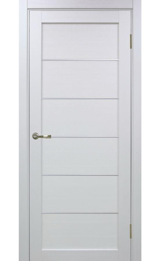 Дверь Оптима Порте - Турин 501 АПП Молдинг SC (белый) в Симферополе