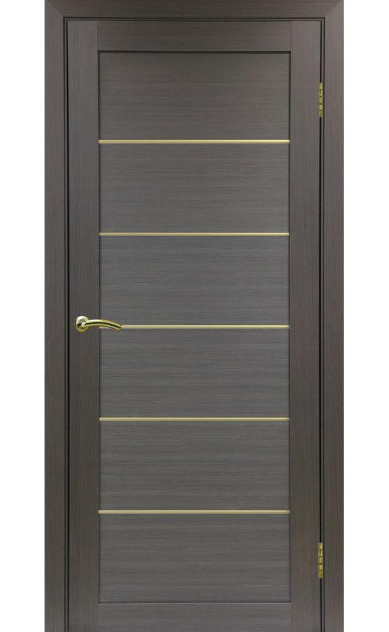 Дверь Оптима Порте - Турин 501 АПП Молдинг SG (венге) в Симферополе