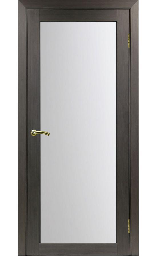 Дверь Оптима Порте - Турин 501 (венге, стекло) в Симферополе