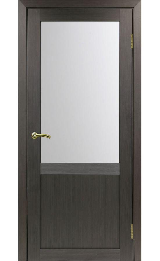 Дверь Оптима Порте - Турин 502 (венге, стекло) в Симферополе