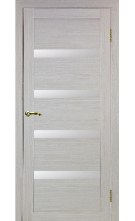 Дверь Оптима Порте - Турин 505 (дуб беленый) в Симферополе