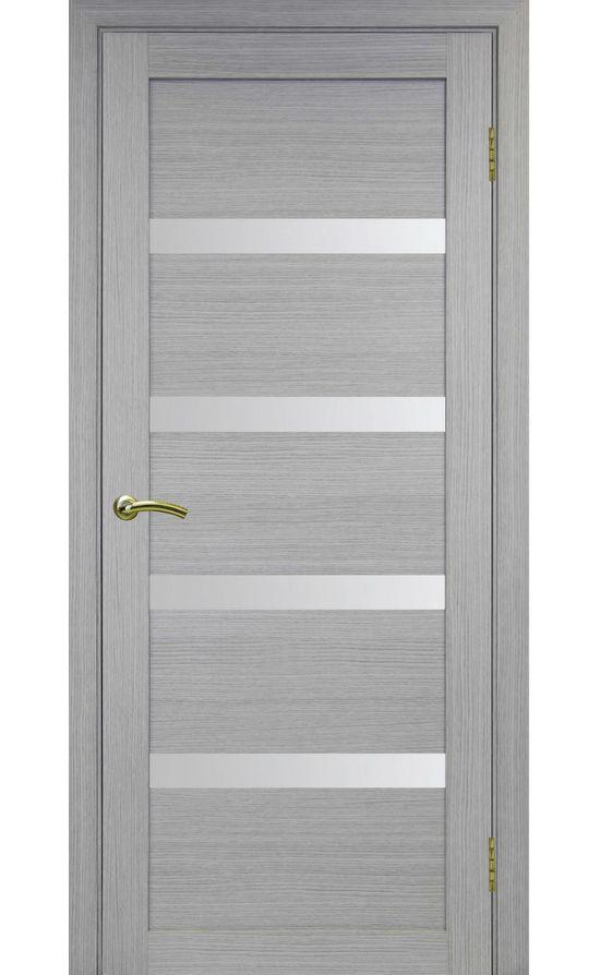 Дверь Оптима Порте - Турин 505 (дуб серый) в Симферополе