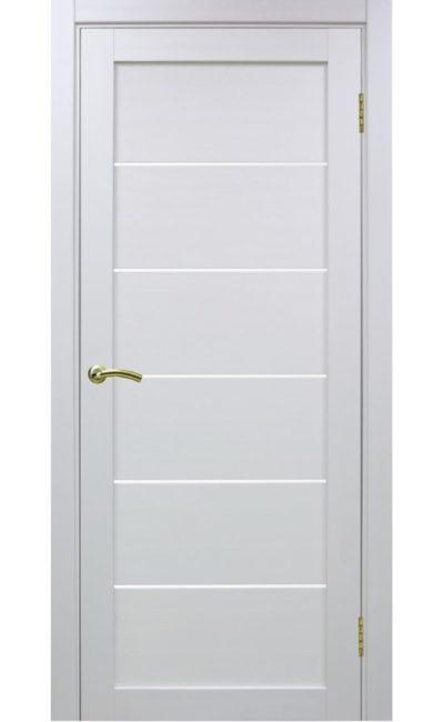 Дверь Оптима Порте - Турин 506 (белый) в Симферополе