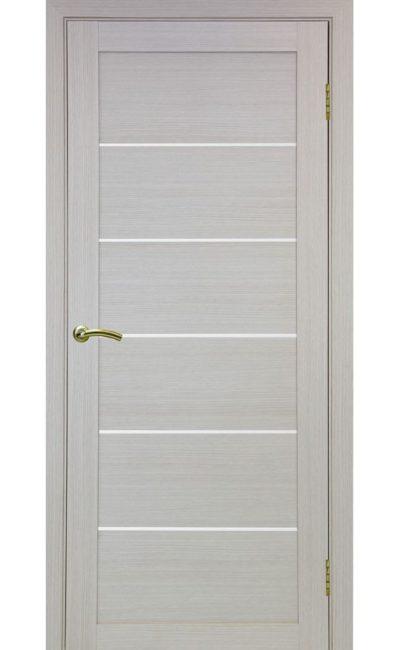 Дверь Оптима Порте - Турин 506 (дуб беленый) в Симферополе