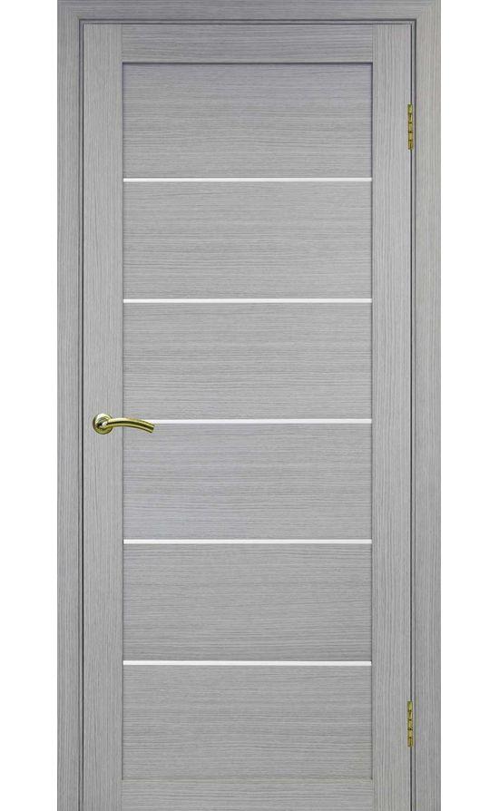 Дверь Оптима Порте - Турин 506 (дуб серый) в Симферополе