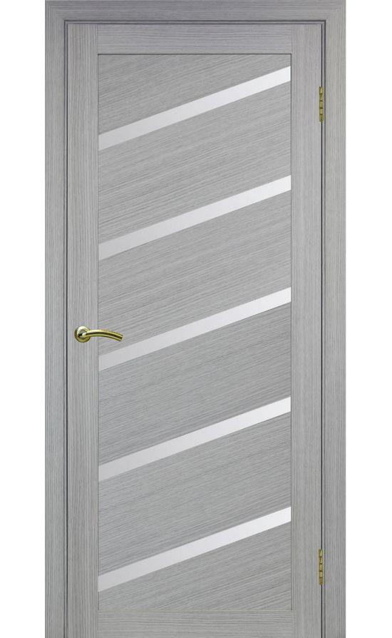 Дверь Оптима Порте - Турин 506U (дуб серый) в Симферополе