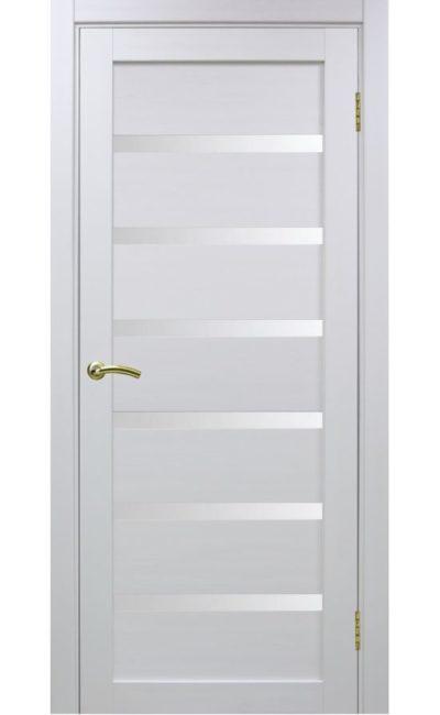 Дверь Оптима Порте - Турин 507 (белый) в Симферополе