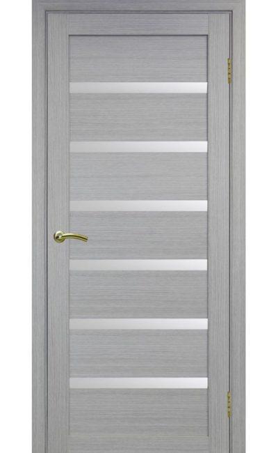 Дверь Оптима Порте - Турин 507 (дуб серый) в Симферополе