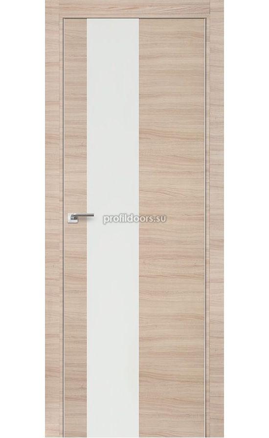 Двери Профильдорс, модель 5Z капучино кроскут, белый  (серия Z) в Крыму