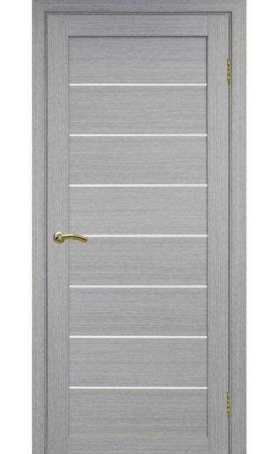 Дверь Оптима Порте - Турин 508 (дуб серый) в Симферополе
