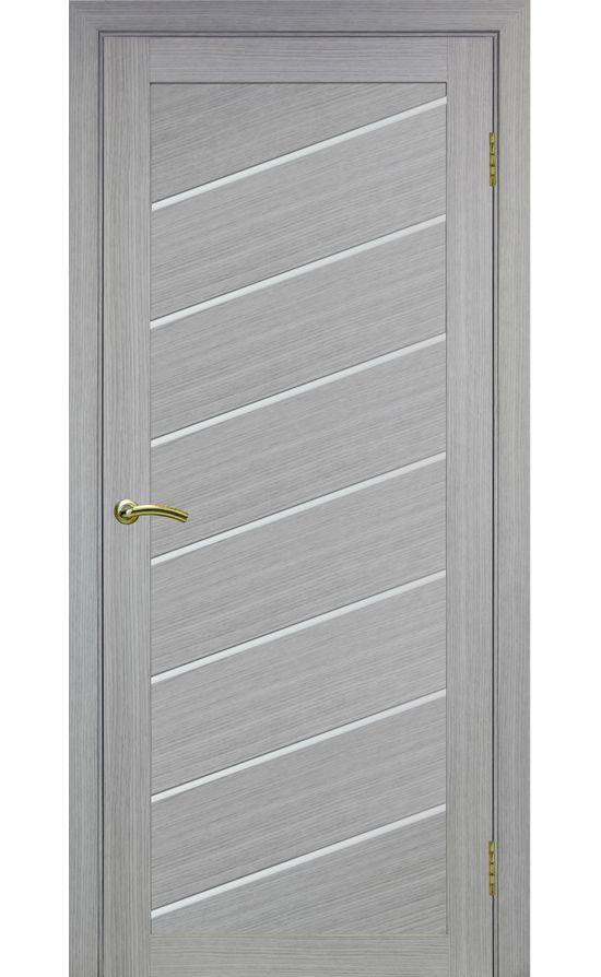 Дверь Оптима Порте - Турин 508U (дуб серый) в Симферополе