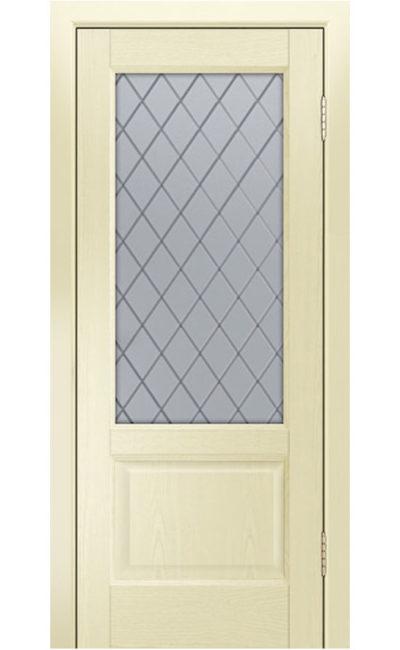 Двери ЛайнДор - Кантри-К Тон 42 стекло