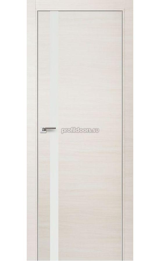 Двери Профильдорс, модель 6Z эш вайт кроскут, белый лак (серия Z MAT) в Крыму