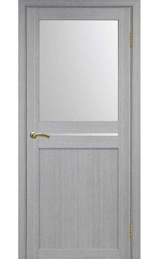 Дверь Оптима Порте - Турин 520-221 (дуб серый) в Симферополе