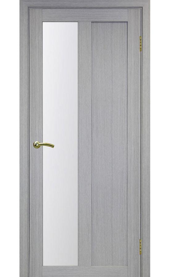 Дверь Оптима Порте - Турин 521-21 (дуб серый) в Симферополе