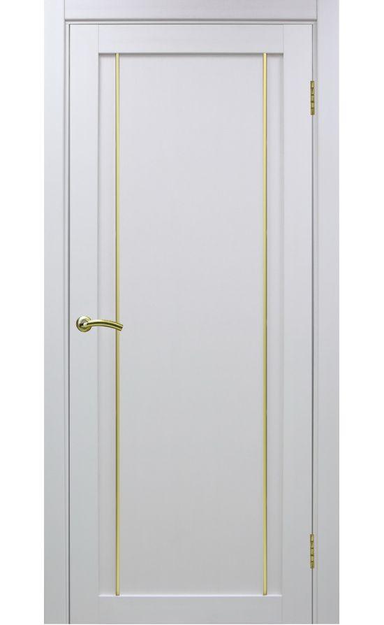Дверь Оптима Порте - Турин 522 АПП Молдинг SG (белый) в Симферополе