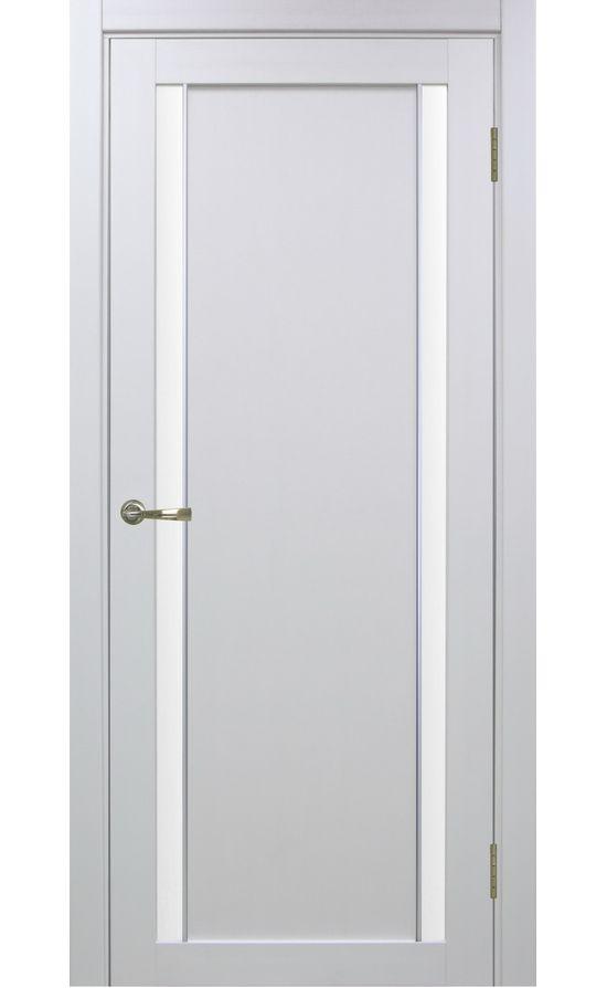 Дверь Оптима Порте - Турин 522 АПС Молдинг SC (белый) в Симферополе