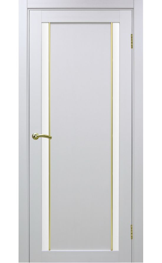 Дверь Оптима Порте - Турин 522 АПС Молдинг SG (белый) в Симферополе