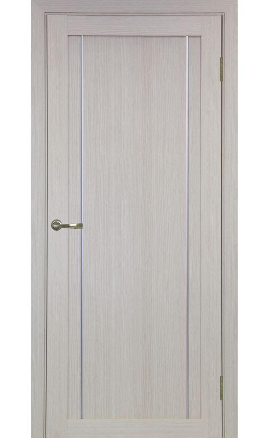 Дверь Оптима Порте - Турин 522 АПП Молдинг SC (дуб беленый) в Симферополе