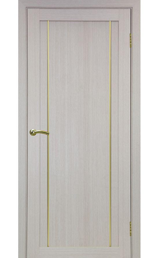 Дверь Оптима Порте - Турин 522 АПП Молдинг SG (дуб беленый) в Симферополе