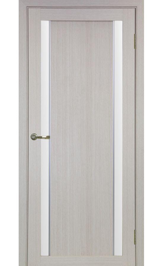 Дверь Оптима Порте - Турин 522 АПС Молдинг SC (дуб беленый) в Симферополе