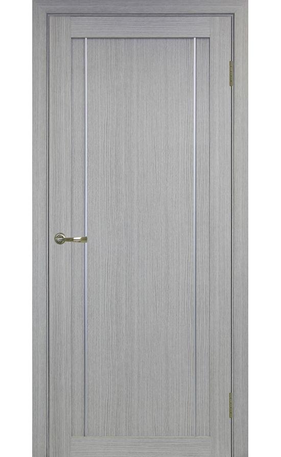 Дверь Оптима Порте - Турин 522 АПП Молдинг SC (дуб серый) в Симферополе