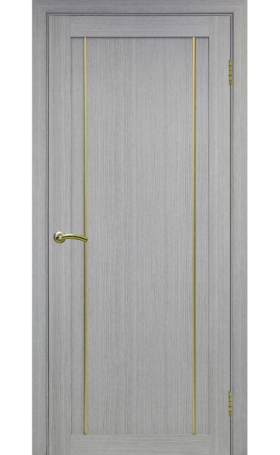 Дверь Оптима Порте - Турин 522 АПП Молдинг SG (дуб серый) в Симферополе