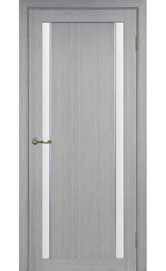 Дверь Оптима Порте - Турин 522 АПС Молдинг SC (дуб серый) в Симферополе