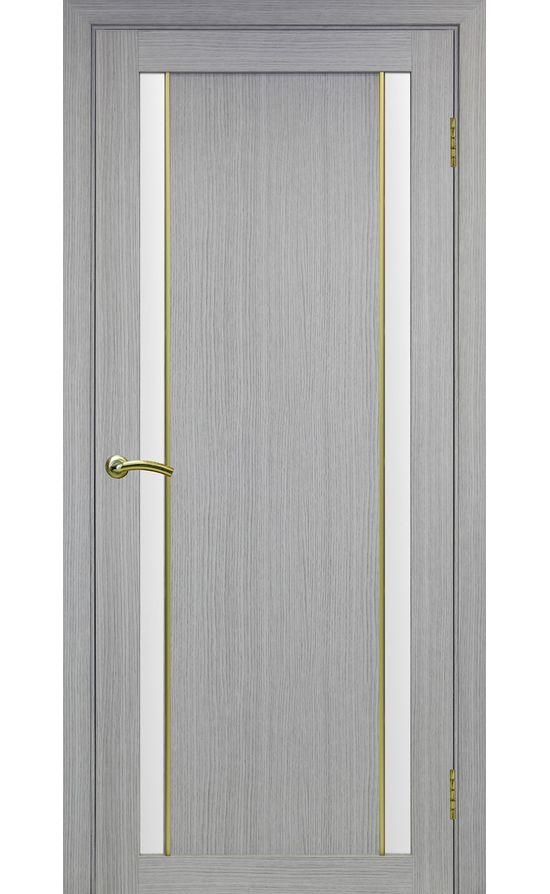 Дверь Оптима Порте - Турин 522 АПС Молдинг SG (дуб серый) в Симферополе