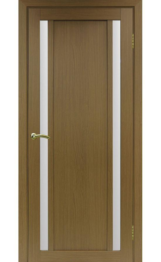 Дверь Оптима Порте - Турин 522 (орех, стекло) в Симферополе