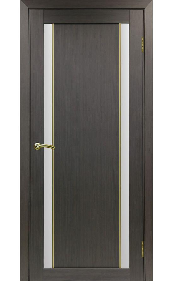Дверь Оптима Порте - Турин 522 АПС Молдинг SG (венге) в Симферополе
