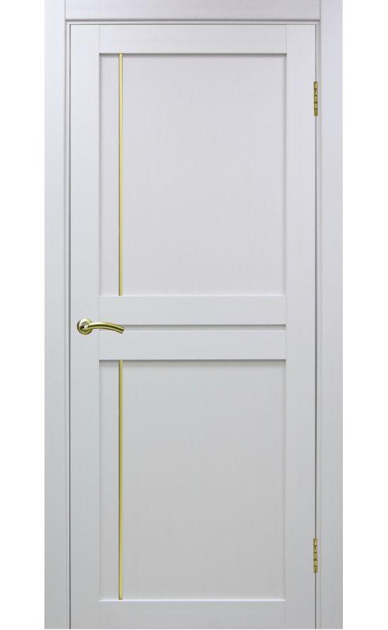 Дверь Оптима Порте - Турин 523 АПП Молдинг SG (белый) в Симферополе