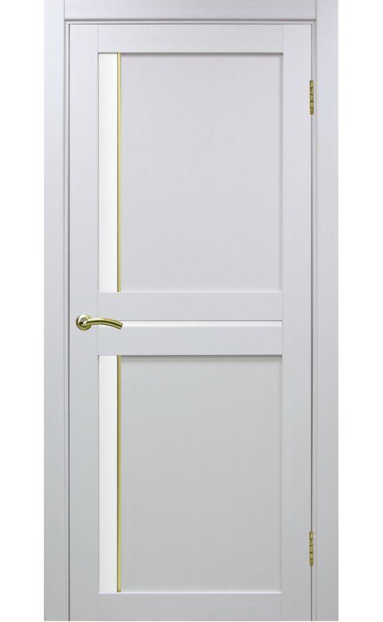 Дверь Оптима Порте - Турин 523 АПС Молдинг SG (белый) в Симферополе