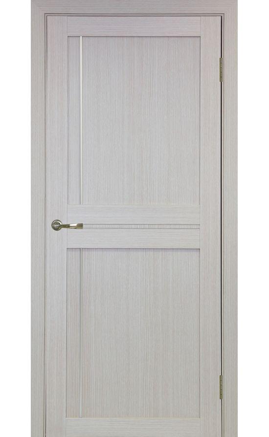 Дверь Оптима Порте - Турин 523 АПП Молдинг SC (дуб беленый) в Симферополе
