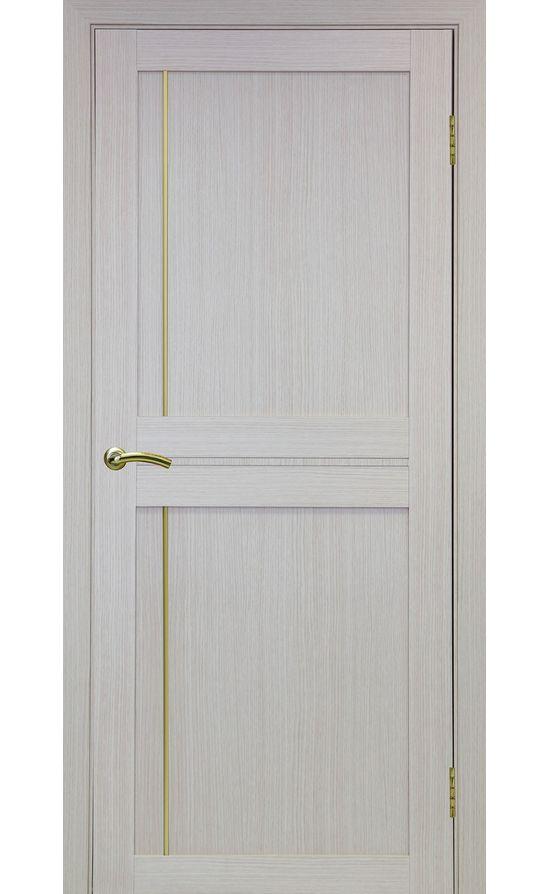 Дверь Оптима Порте - Турин 523 АПП Молдинг SG (дуб беленый) в Симферополе