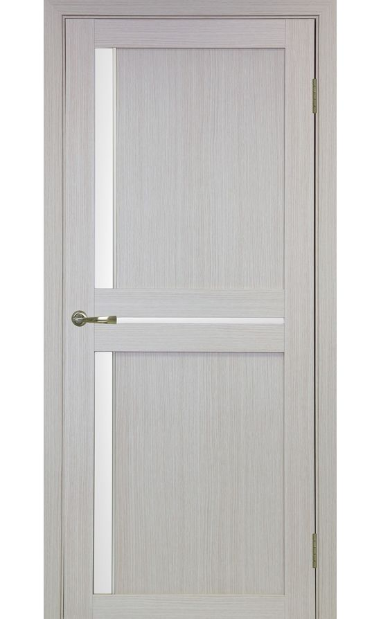Дверь Оптима Порте - Турин 523 АПС Молдинг SC (дуб беленый) в Симферополе