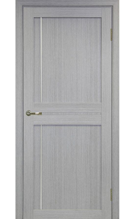 Дверь Оптима Порте - Турин 523 АПП Молдинг SC (дуб серый) в Симферополе